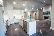 Craftsman Style House Plan - 3 Beds 2.5 Baths 2407 Sq/Ft Plan #20-2412 Interior - Kitchen