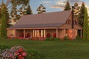 Farmhouse Style House Plan - 2 Beds 1 Baths 2060 Sq/Ft Plan #889-2