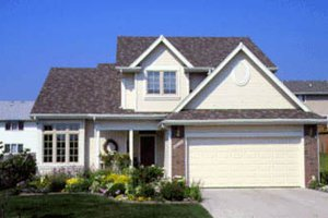 Traditional Exterior - Front Elevation Plan #20-290