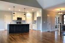 Home Plan - Ranch Interior - Kitchen Plan #437-77