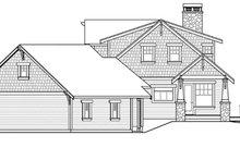 Craftsman Exterior - Other Elevation Plan #124-880