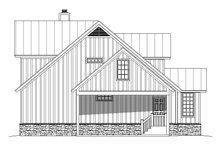 Home Plan - Country Exterior - Other Elevation Plan #932-268
