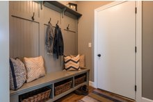 Dream House Plan - Mud Room
