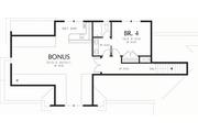Craftsman Style House Plan - 4 Beds 3.5 Baths 3346 Sq/Ft Plan #48-548 Floor Plan - Upper Floor Plan