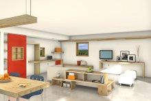 Dream House Plan - Modern Photo Plan #497-27
