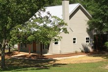 Dream House Plan - Cottage Exterior - Other Elevation Plan #21-169
