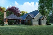 Farmhouse Style House Plan - 3 Beds 2 Baths 2050 Sq/Ft Plan #923-161 Exterior - Other Elevation