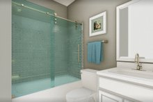 Home Plan - Farmhouse Interior - Bathroom Plan #44-222