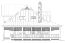 Country Exterior - Other Elevation Plan #932-168