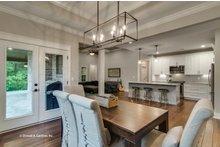 Craftsman Interior - Dining Room Plan #929-869