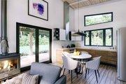 Modern Style House Plan - 2 Beds 1 Baths 880 Sq/Ft Plan #924-3 Interior - Kitchen