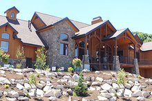 Home Plan - Craftsman Exterior - Other Elevation Plan #5-170