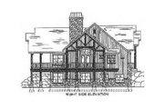 Craftsman Style House Plan - 3 Beds 3.5 Baths 2495 Sq/Ft Plan #5-147