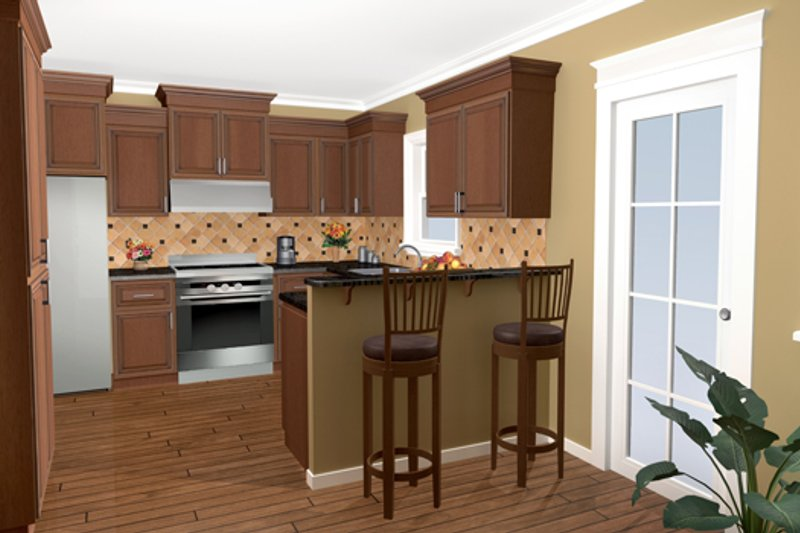 Southern Photo Plan #21-193 - Houseplans.com