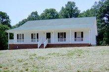 House Plan Design - Ranch Photo Plan #44-134
