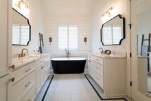 Traditional Interior - Master Bathroom Plan #437-83