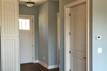 Architectural House Design - Craftsman Interior - Entry Plan #437-91