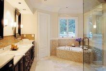 House Plan Design - Mediterranean Interior - Master Bathroom Plan #930-86