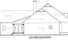 House Plan Design - Southern Exterior - Other Elevation Plan #44-111