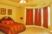 Mediterranean Style House Plan - 4 Beds 2 Baths 2014 Sq/Ft Plan #80-142 Interior - Master Bedroom