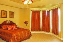 Mediterranean Interior - Master Bedroom Plan #80-142