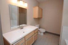 House Design - Contemporary Interior - Bathroom Plan #932-7