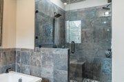 Craftsman Style House Plan - 4 Beds 2.5 Baths 2470 Sq/Ft Plan #17-3391 Interior - Master Bathroom