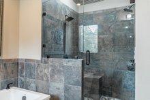 Craftsman Interior - Master Bathroom Plan #17-3391