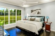 Cottage Style House Plan - 3 Beds 2 Baths 1782 Sq/Ft Plan #406-9657 Interior - Master Bedroom