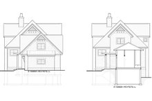 Home Plan - Traditional Exterior - Front Elevation Plan #928-11