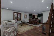 House Design - Cabin Interior - Dining Room Plan #1060-24