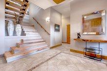 Architectural House Design - Foyer