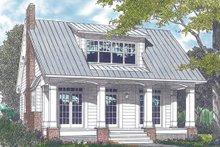 Dream House Plan - Bungalow Exterior - Front Elevation Plan #453-4