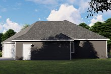 Home Plan - Craftsman Exterior - Other Elevation Plan #1064-83