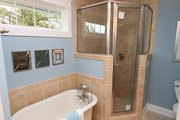 Craftsman Style House Plan - 4 Beds 3.5 Baths 1667 Sq/Ft Plan #79-305