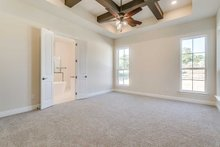 Dream House Plan - Southern Interior - Master Bedroom Plan #1074-8