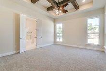 Home Plan - Southern Interior - Master Bedroom Plan #1074-8
