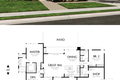 Modern Style House Plan - 2 Beds 2 Baths 1508 Sq/Ft Plan #48-505 Exterior - Other Elevation