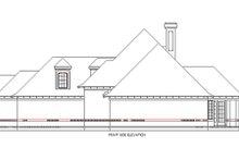 Dream House Plan - European Exterior - Other Elevation Plan #45-356