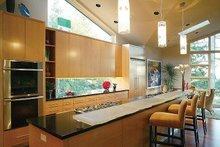 House Plan Design - Modern Photo Plan #48-457