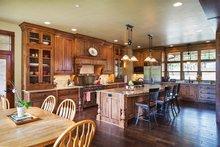 Dream House Plan - Ranch Interior - Kitchen Plan #48-712