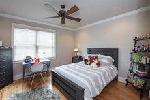 Dream House Plan - European Interior - Bedroom Plan #929-915