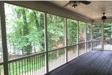 House Plan Design - Craftsman Exterior - Outdoor Living Plan #437-64