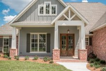 Craftsman Exterior - Front Elevation Plan #430-152