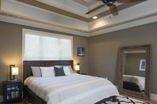 Dream House Plan - Traditional Interior - Master Bedroom Plan #929-924