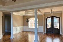 Home Plan - Ranch Interior - Entry Plan #437-90