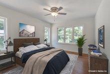 Cottage Interior - Bedroom Plan #929-1066