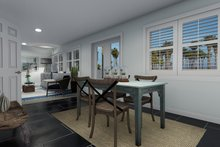 Dream House Plan - Traditional Interior - Dining Room Plan #1060-68
