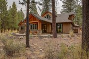 Craftsman Style House Plan - 3 Beds 3.5 Baths 2554 Sq/Ft Plan #892-29 Exterior - Rear Elevation