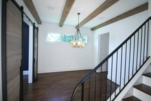 Tudor Interior - Dining Room Plan #54-399